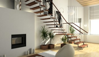 modern comfortable interior